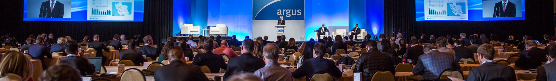 Argus Conferences and Digital Events
